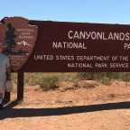 Canyonlands National Park – Part 1
