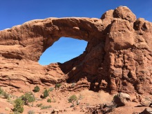 South Window Arch