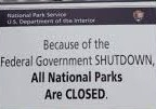 Volunteering & Government Shutdowns